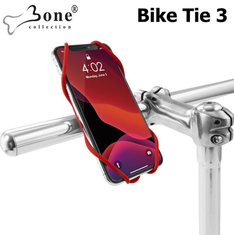 Bike Tie 3 Smartphone H/Bar Holder