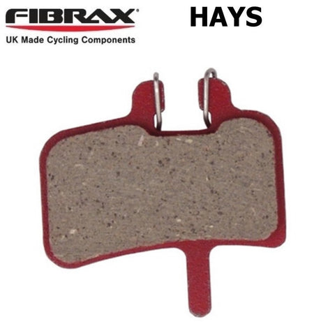 Hayes HFX-MAG & Promax HYD Sintered ASH920S Disc Pads
