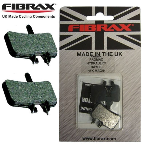 FIBRAX Promax Hydraulic/ Hayes HFX-MAG/9 Pads