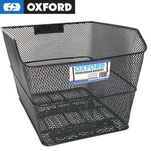 Large Rear Carrier Basket
