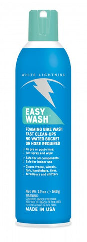 White Lightning Easy Wash - 540g Aerosol