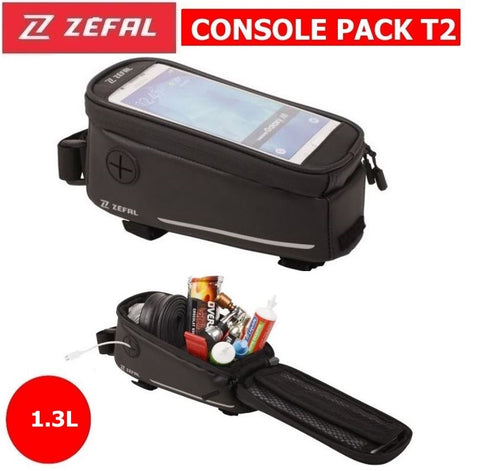 Console Pack T2 1.3L (Top Tube) Bag