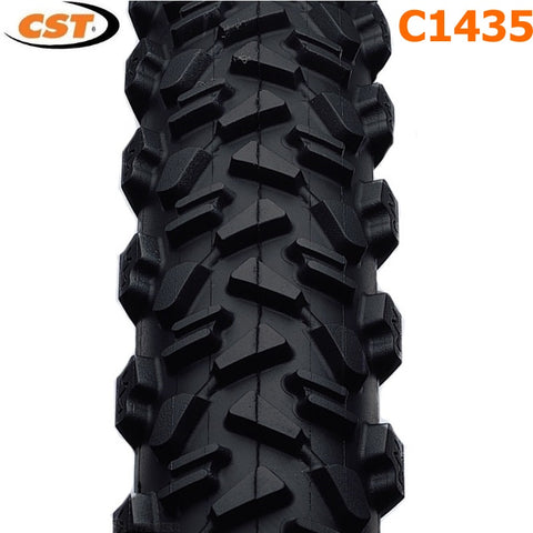 "27.5"" x 2.10 Tyre - Knobbly Traction"