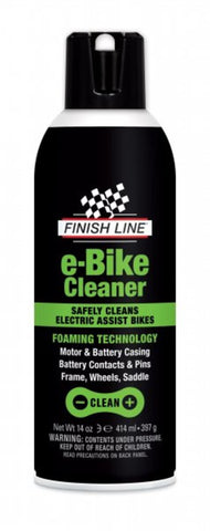 Finish Line eBike Cleaner - 14oz Spray
