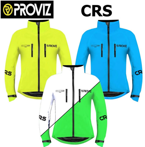 Proviz Reflect360 Jacket - Mens Yellow