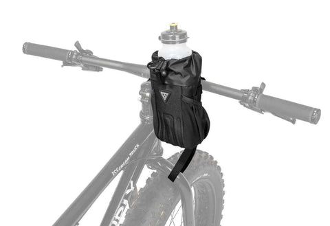 Topeak Bikepacking Freeloader 1.0L Black Stem Mount Bag