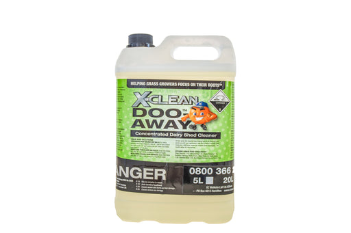 X Clean - Doo Away (2 SIZES)