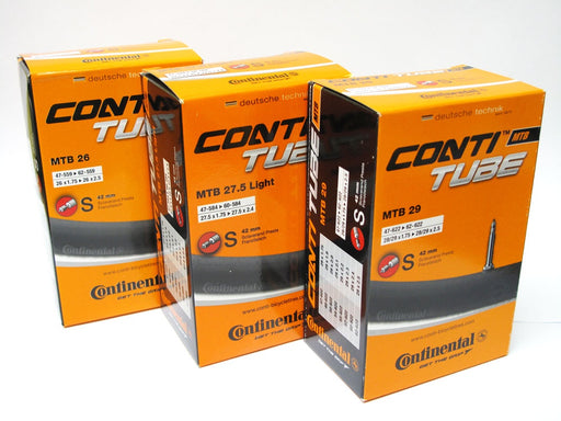 CONTINENTAL TUBE RACE 700 60MM VALVE