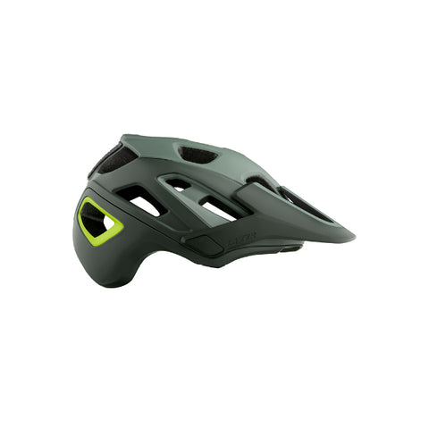 Lazer Jackall MIPS - Matt Green Yellow (M Only)