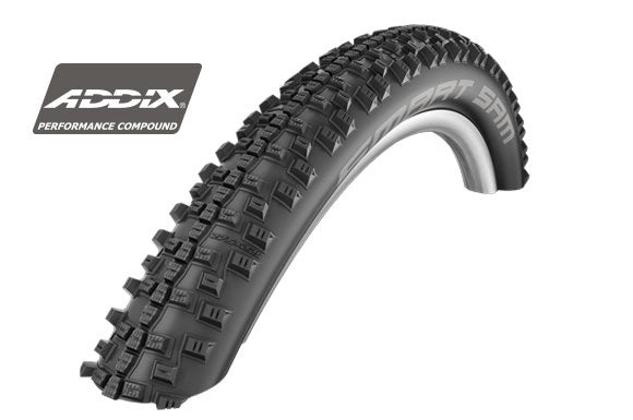 Schwalbe Tyre Smart Sam 29 x 2.25 Performance Wire Addix