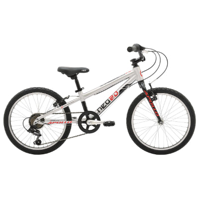 "APOLLO Neo 20"" - Black/ Red (Geared 6 Speed)"