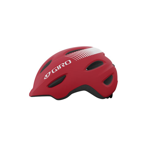 GIRO Scamp Kids Helmet - Bright Red