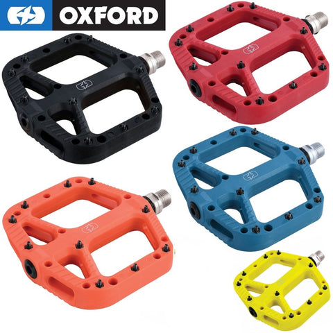 Oxford Nylon Pedals