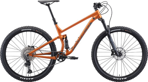 Norco Fluid FS 2 - Orange (2021)
