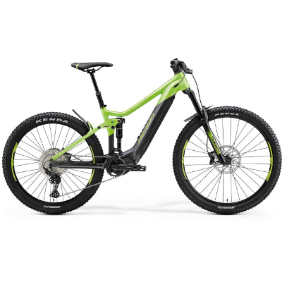 MERIDA  - 21 EONE Sixty 500 - Black / Green