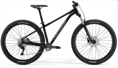 Merida Big Trail 200 - Glossy Black