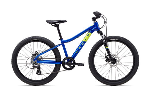 MARIN Bayview Trail Blue 24""