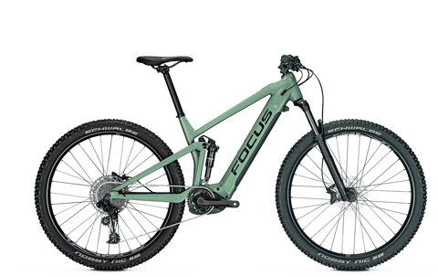 Focus THRON 6.7 - Green  ** LIMITED STOCK HERE NOW **