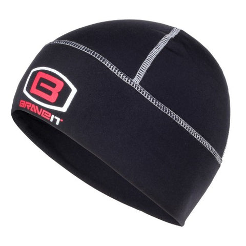 skull cap for under bike helmet