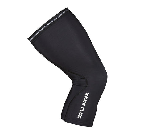 Castelli Kneewarmer Nanoflex + black XL