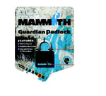 Mammoth Lock Padlock 40mm