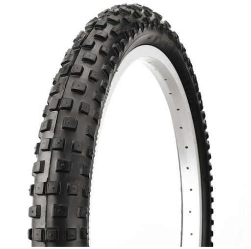 Mammoth Tyre Blockhead 20 x 2.125 Wire Bead Black