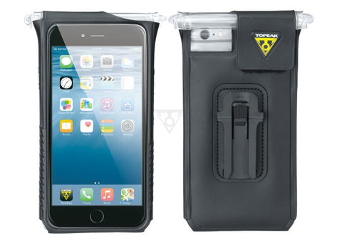 Topeak Phone Case Dry Bag for iPhone 6, 6S, 7, 8 Bl