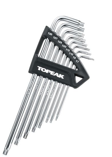 Topeak Workshop Tool Torx Wrench Set