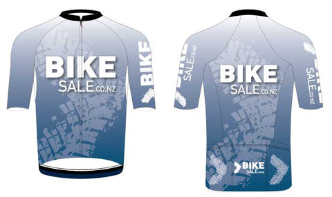 Bike Sale Branded Jersey  - Black