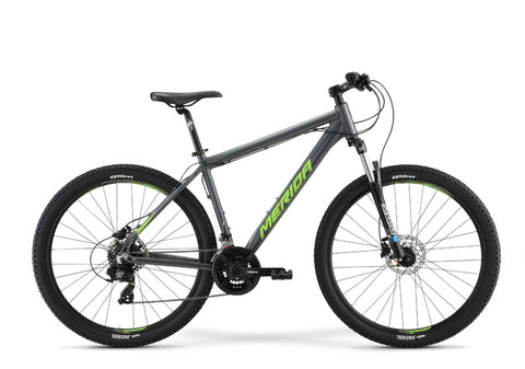 Merida Big Seven 10-D - Anthracite Green