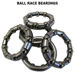 BALL RACE CAGE BEARINGS - Bottom Bracket 1/4X7