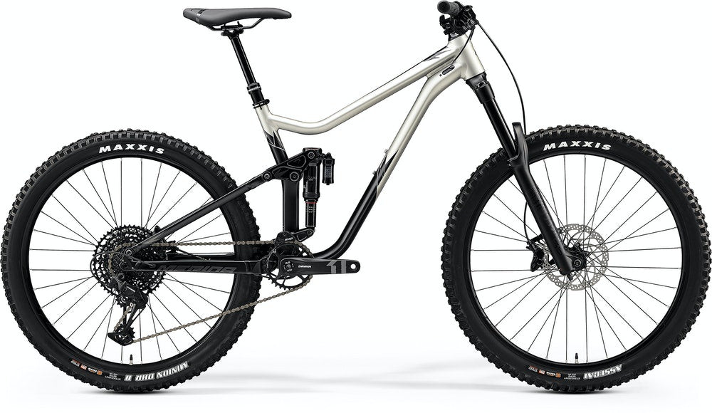 MTB Full Suspension bikes
