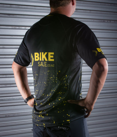 Bike Sale Branded MTB Trail Jersey