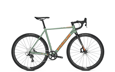 FOCUS NF20 Mares 6.9 - Mineral Matte Green