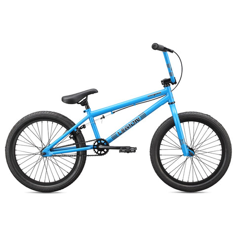 blue bmx bike | legion L10