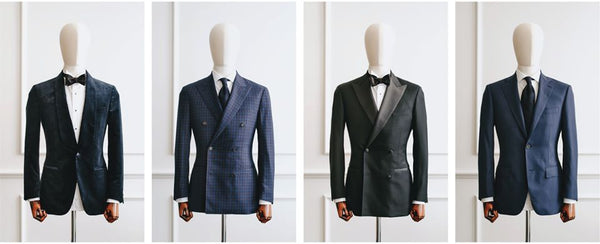Tailor Made Suits - Kale & Co Bespoke Tailors