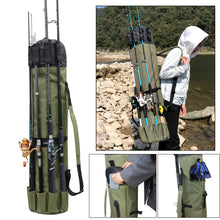 Load image into Gallery viewer, PREMIUM FISHING ROD ORGANIZER