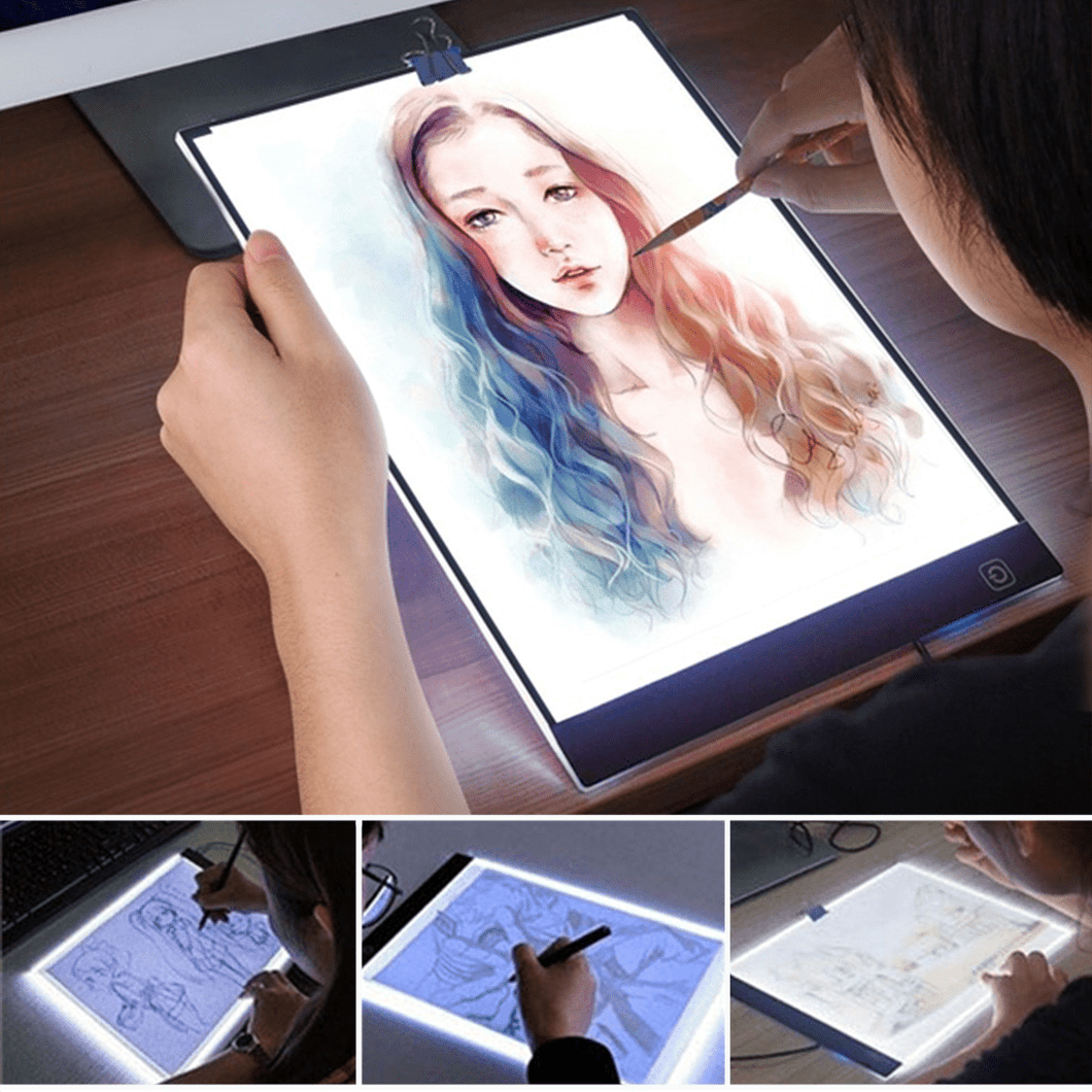 MAGIC DRAWING PAD - LED LIGHT