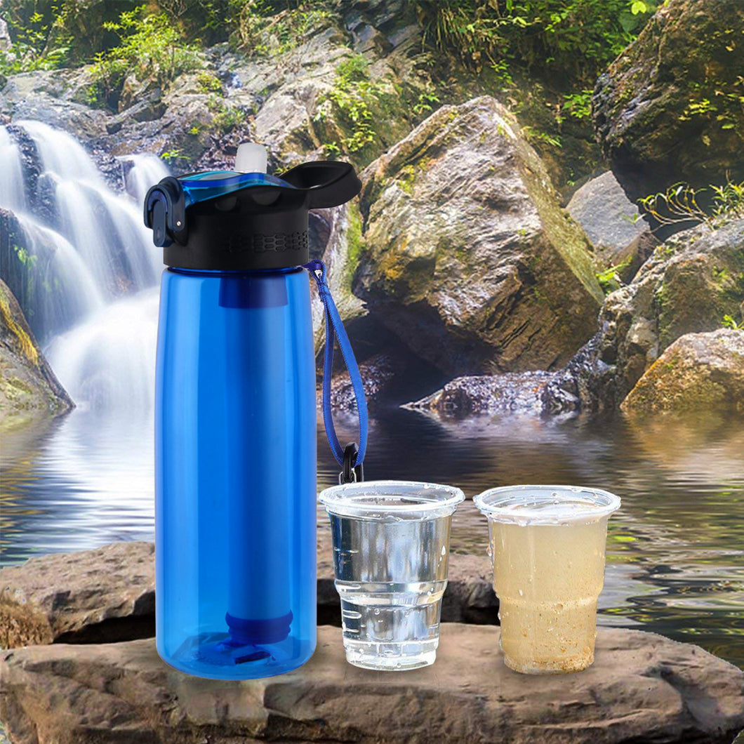 3 IN 1 MAGIC WATER FILTER BOTTLE