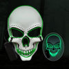 Skeleton LED Mask