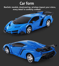 Load image into Gallery viewer, TRANSFORM CAR ROBOT - REMOTE CONTROL