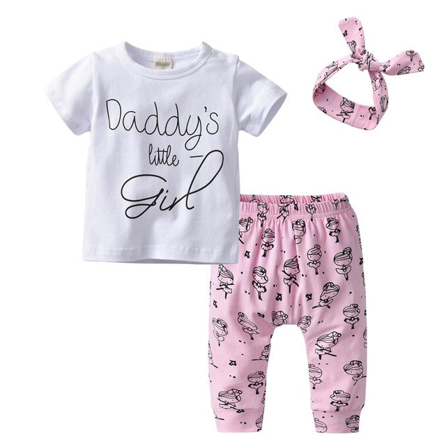 Daddy's Little Girl - Set
