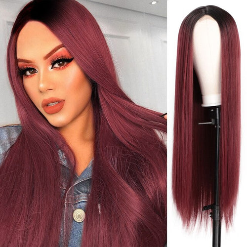 Brazilian Straight (Full Lace Wig)