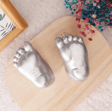Load image into Gallery viewer, BABY 3D HAND & FOOT PRINT MOLD
