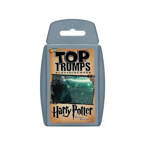 Top Trumps Harry Potter Deathly Hallows 2 Specials