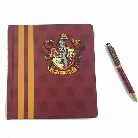 Harry Potter A5 Journal and Pen Set