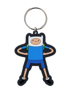 Adventure Time (Finn) Keyring