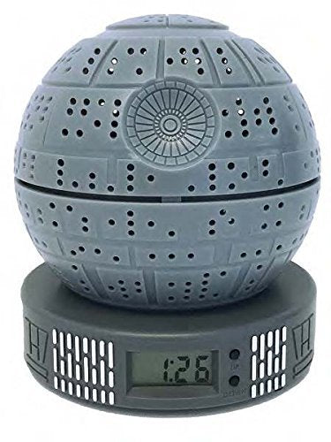 Star Wars Death Star Alarm Clock