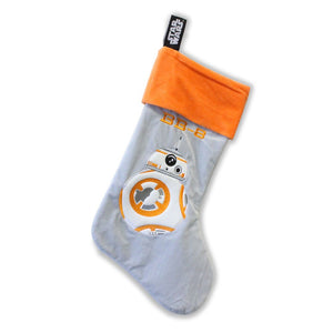 Star Wars BB8 Christmas Stocking