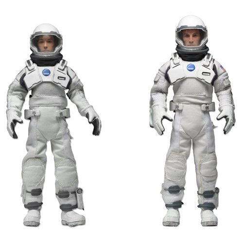 "Interstellar Clothed 8"" Figure 2 Pack"